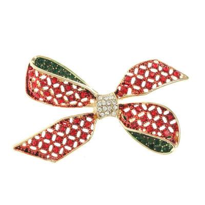 Monet Jewelry Red Pin
