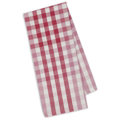 Garden Ombre Checks Dishtowel Set - Set of 3