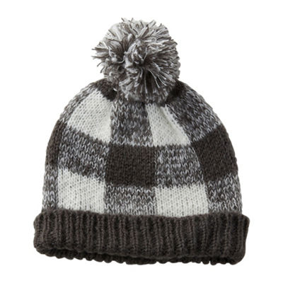 Tickled Plaid Beanie