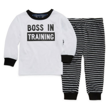 Sleepy Nites Boss 2 Piece Pajama Set -Baby Unisex