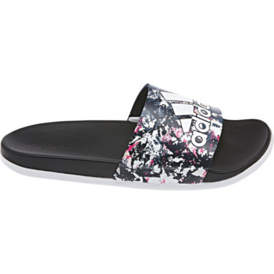 adidas Adilette Cloudfoam + GR Womens Slide Sandals
