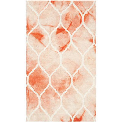 Safavieh Dip Dye Collection Nick Geometric Area Rug
