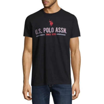 U.S. Polo Assn. Short Sleeve Logo Graphic T-Shirt