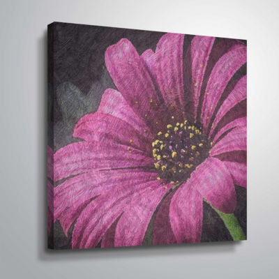 Amethyst Gallery Wrapped Canvas