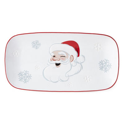 North Pole Trading Co. Serving Platter