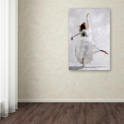 Trademark Fine Art The Macneil Studio Dance of theWest Wind Giclee Canvas Art