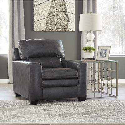 Signature Design By Ashley® Gleason Leather Accent Chair