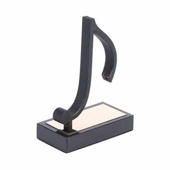 Quaver Music Note Figurine