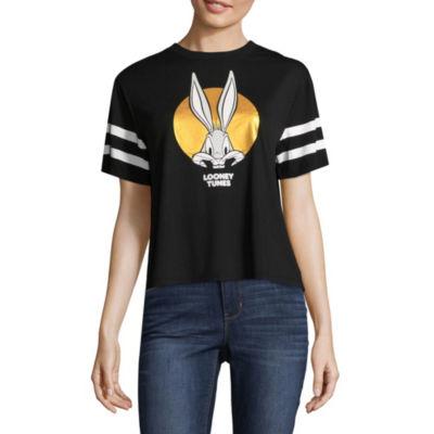 Bugs Bunny Varsity Tee - Juniors