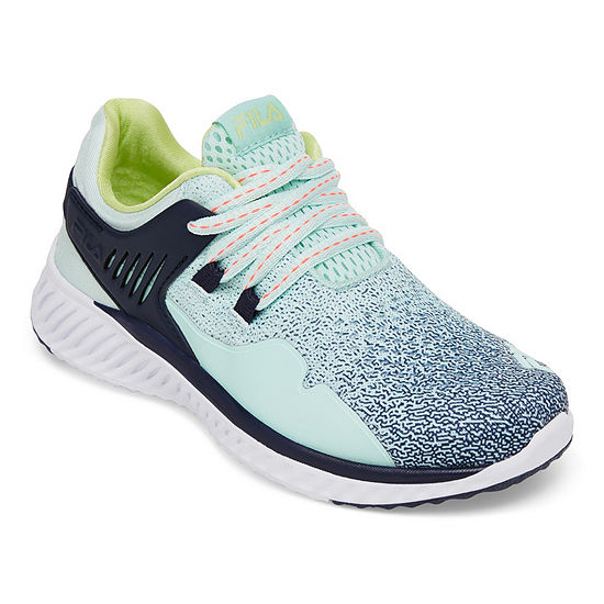 Fila Rapidflash 3 Boys Running Shoes Elastic - Little Kids/Big Kids