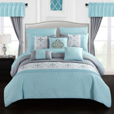 Chic Home Emily 20-pc. Comforter Set
