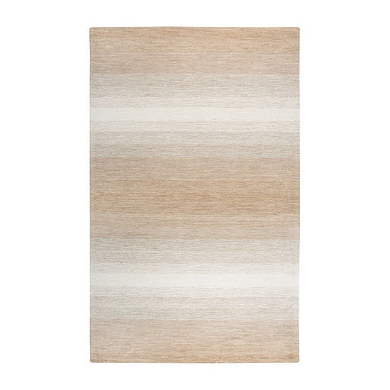 Rizzy Home Dune Collection Harden Hand-Tufted Ombre Area Rug