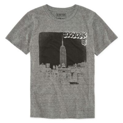 Zoo York Graphic T-Shirt Big Kid Boys