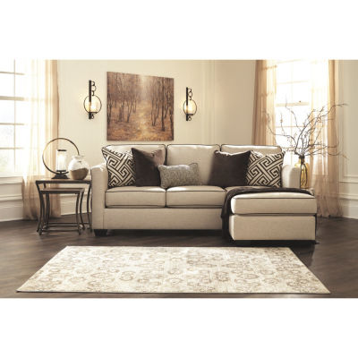 Signature Design By Ashley® Carlinworth Sofa Chaise