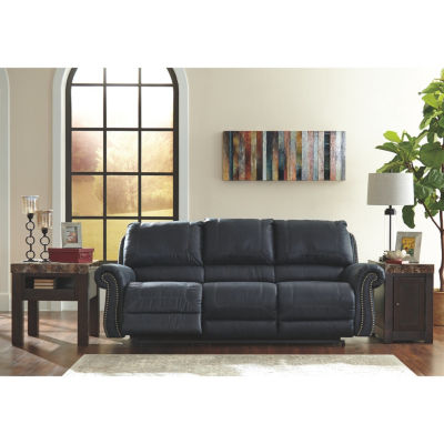 Signature Design By Ashley® Milhaven Reclining Sofa