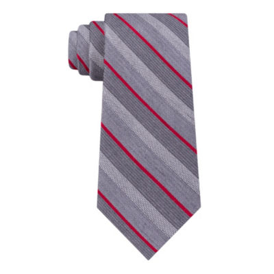 Stafford  Broadcloth 1 Stripe Tie