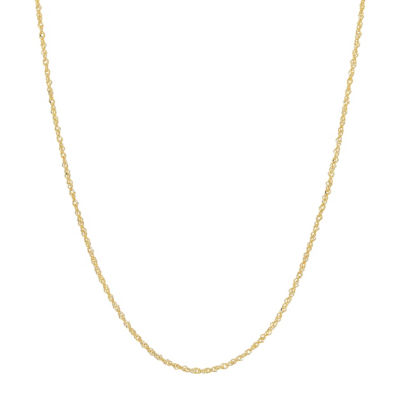 Made In Italy 14K Gold 26 Inch Chain Necklace
