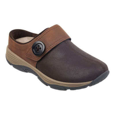 Easy Spirit Womens Vapour3-J Clogs Slip-on Round Toe