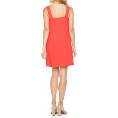 Nicole By Nicole Miller Nicole By Nicole Miller Sleeveless Shift Dress