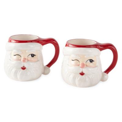 North Pole Trading Co. Coffee Mug