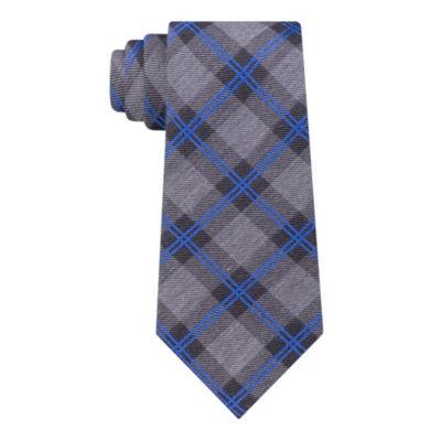 Stafford Broadcloth 1 Grid Tie