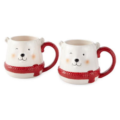 North Pole Trading Co. Coffee Mug