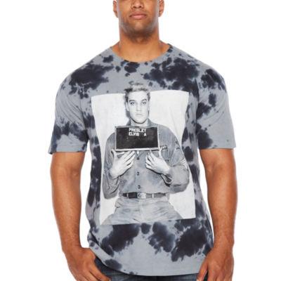 Short Sleeve Graphic T-Shirt-Big
