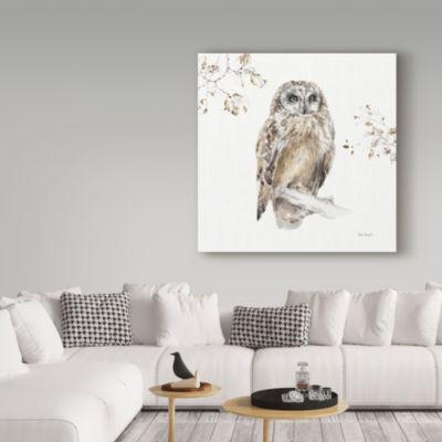 Trademark Fine Art Lisa Audit A Woodland Walk VIIIGiclee Canvas Art