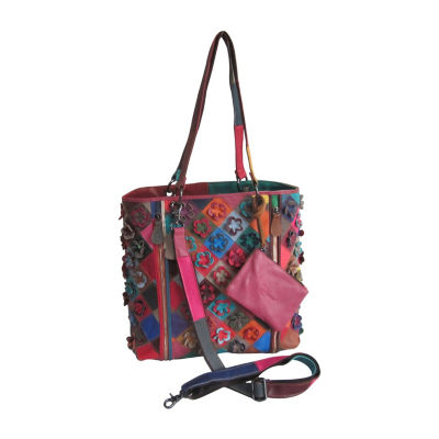 Amerileather Maxille Leather Hand/Tote Bag