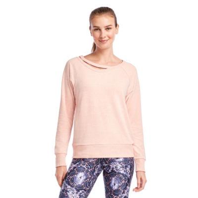Jockey Fall Womens Round Neck Long Sleeve Sweatshirt