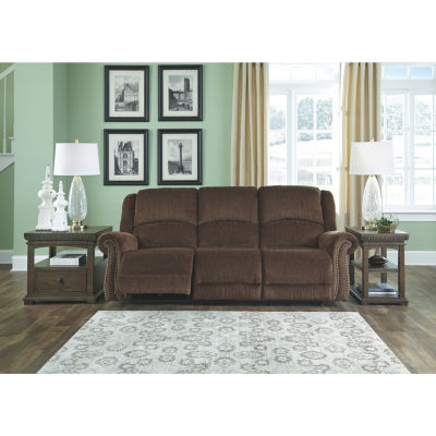 Signature Design By Ashley® Goodlow Power Reclining Sofa