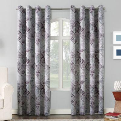 Sun Zero™ Dacona Grommet-Top Curtain Panel