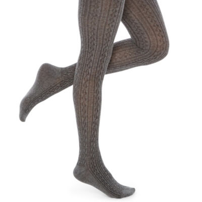 Mixit Ribbed Sweater Tights