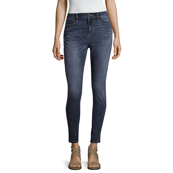 a.n.a. High-Rise Side-Stud Jegging
