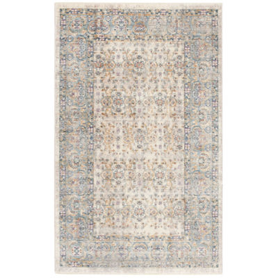 Safavieh Illusion Collection Ruby Oriental Area Rug