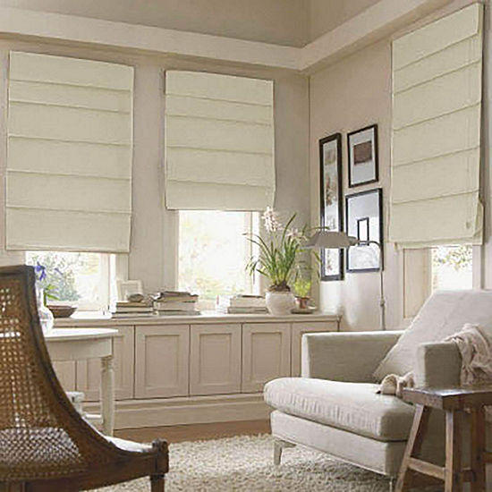 JCPenney Home™ Savannah Roman Shade-JCPenney