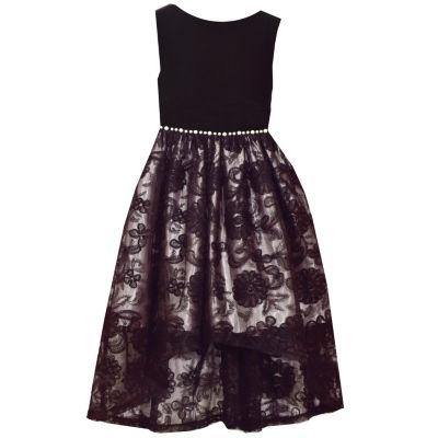 Bonnie Jean Sleeveless Party Dress Girls