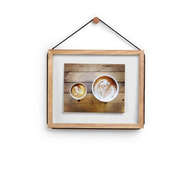 Umbra Corda Photo Display 8x10/11x14 Natural 1-Opening Wall Frame
