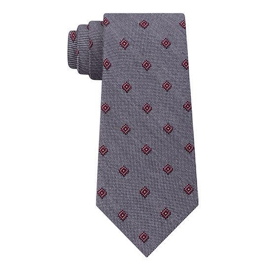Stafford  Broadcloth 1 Geometric Tie