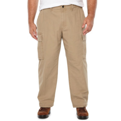 The Foundry Big & Tall Supply Co. Mens Cargo Pant - Big and Tall