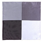 Stafford Pocket Square Dots