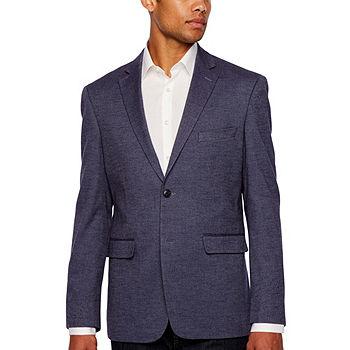 U.S. Polo Assn. Blue Classic Fit Sport Coat (Blue)