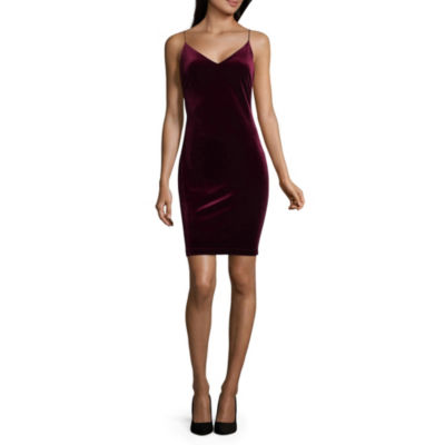 BEE Smart Sleeveless Party Dress-Juniors