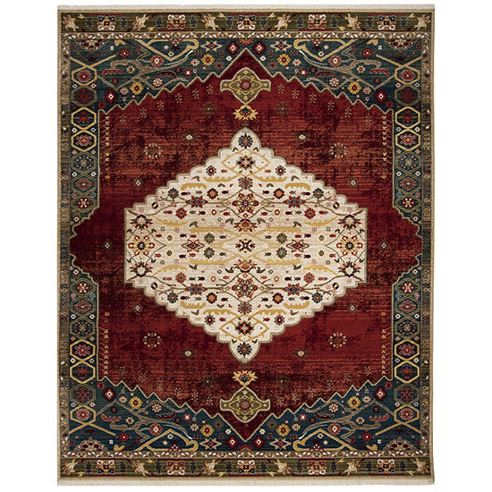 Safavieh Kashan Collection Eldon Oriental Area Rug