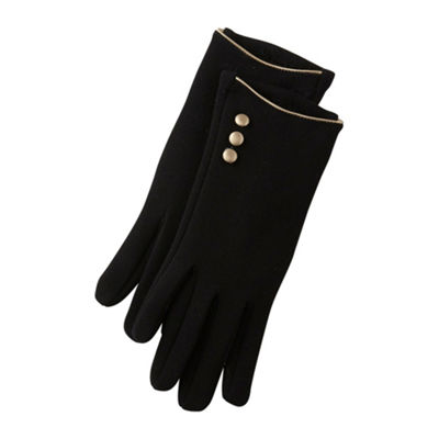 Tickled Pink Edward Button Cold Weather Gloves