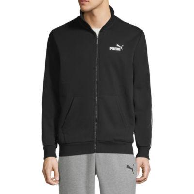 Puma Tape Fleece Full Zip Jacket