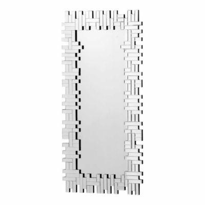 Puzzled Rectangular Mirror