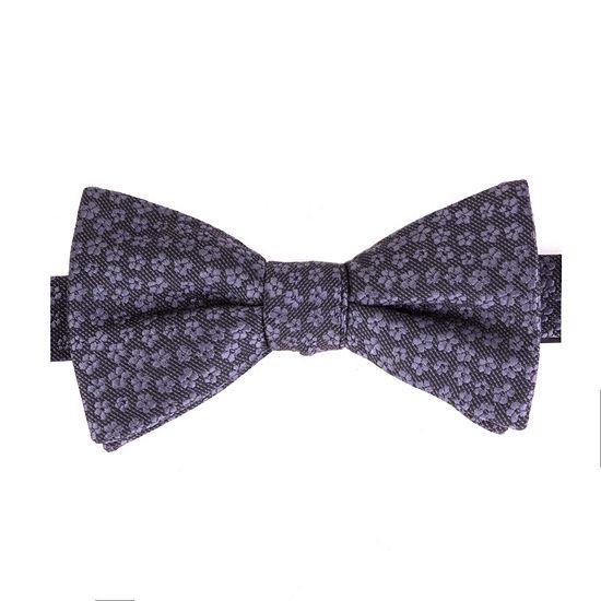Stafford  Fashion Floral Bow Tie