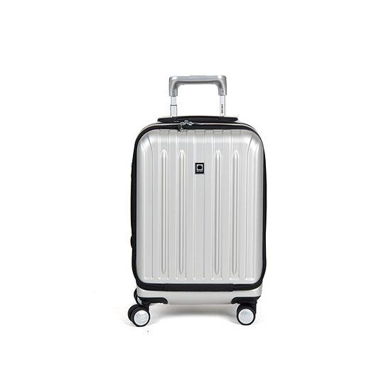 Delsey Titanium 19 Inch Hardside Luggage