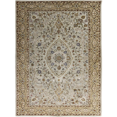 Amer Rugs Eternity AB Hand-Tufted Wool and Viscose Rug